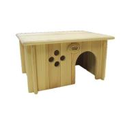 Домик Иванко И-607 деревянный для кроликов