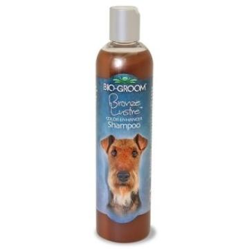 Шампунь-ополаскиватель Bio-Groom Bronze Lustre для собак коричневого окраса 355 мл