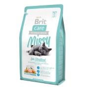 Сухой корм Brit Care Cat Missy for Sterilised для стерилизованных кошек...