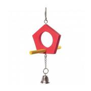 Игрушка для птиц Triol Качели-домик