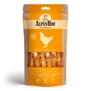 Лакомство AlpenHof Жевательные палочки с курицей для мелких собак и щенков, 50г...