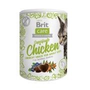 Лакомство Brit Care Superfruits Chicken Суперфрукты курица 100 г...