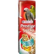 Лакомство VERSELE-LAGA палочки для крупных попугаев Prestige с экзотическими фру...
