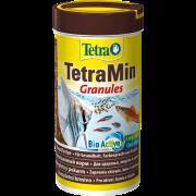 TetraMin Granules корм для всех видов рыб в гранулах ...