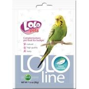 """Лакомство LoLo Pets Lololine для волнистых попугаев """"Густые перья"""" 20 ..."""
