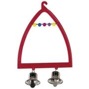 Игрушка для птиц Ferplast PA 4058 качели с колокольчиком...