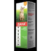 Apicenna: Дана шампунь от блох, вшей, власоедов для кошек, 140мл ...