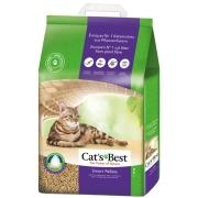 Древесный комкующийся наполнитель Cat's Best Smart Pellets...