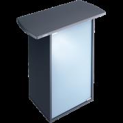 Tetra AquaArt тумбочка под аквариумы  60 л со стеклянной дверью...