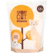 """Силикагелевый наполнитель Smart Cat с ароматом """"белый мускус""""..."""
