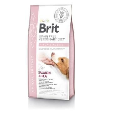 Сухой корм Brit Veterinary Diet Dog Grain Free Hypoallergenic Беззерновая гипоаллергенная диета для собак