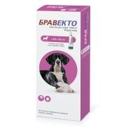 Бравекто Spot on для собак 1400 мг (40-56кг)