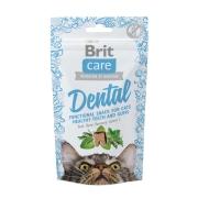 Лакомство Brit Care Dental для кошек  50 г