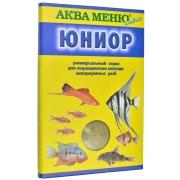 """Корм Аква меню """"ЮНИОР"""" ежедневный корм для молодняка аквариумных рыб..."""