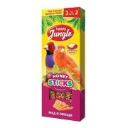 Лакомство Happy Jungle для экзотических птиц 3 шт.