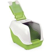 Био-туалет MPS NETTA 54х39х40h см с совком салатовый...