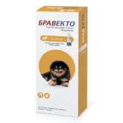 Бравекто Spot on для собак 112,5 мг (2-4,5кг)