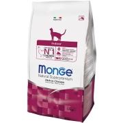 Сухой корм Monge Cat Indoor корм для домашних кошек