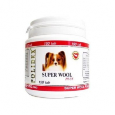 Витамины Polidex Super Wool Plus