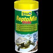 Tetra ReptoMin корм в виде палочек для водных черепах...