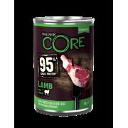 Консервы CORE 95 из ягненка с тыквой для взрослых собак 400 г...