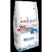 Сухой корм Monge VetSolution Dog Renal при почечной недостаточности у собак...
