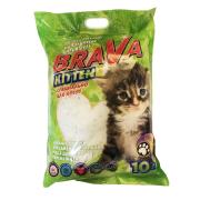 Силикагелевый наполнитель Brava Kitten для котят