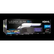 Светильник Aqua El Leddy Slim Duo Marine&Actinic 10Вт белый 24-50см...