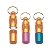 Адресник-капсула Pet-Line JB-2001 аллюминиевая цветная, 2,5 см...