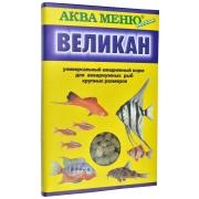 """Корм Аква меню """"Великан"""" ежедневневный для крупных аквариумных рыб (уп..."""