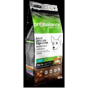 Сухой корм ProBalance Delikate Digestion профилактика нарушений пищеварения для ...