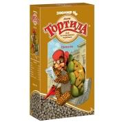 Корм Зоомир Тортила гранулы  для сухопутных черпех 150гр...