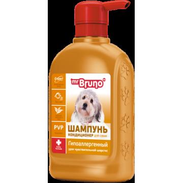 Шампунь-кондиционер Mr.Bruno №14 Гипоаллергенный для собак, 350мл
