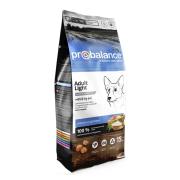 Сухой корм ProBalance Adult Light оптимальный вес для взрослых собак всех пород...