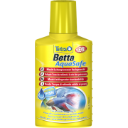 Tetra Betta AquaSafe кондиционер для подготовки воды аквариума 100 мл...