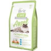 Сухой корм Brit Care Cat Angel Delighted Senior для пожилых кошек...