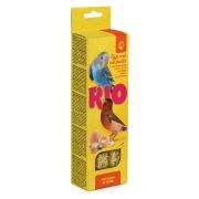 Лакомство Рио палочки для всех видов птиц с яйцом и ракушечником 40гр*2шт....