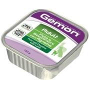 Gemon Dog консервы для собак паштет с кусочками ягненка 150г...