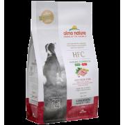Сухой корм Almo Nature HFC Longevity Fresh Pork M-L со свежей свининой для взрос...