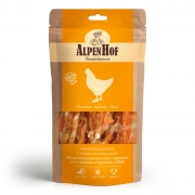 Лакомство AlpenHof Жевательные палочки с курицей для средних и крупных собак, 80...