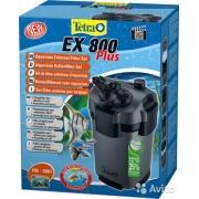 Tetra EX 800 Plus внешний фильтр для аквариумов 100-300 л...