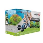 Аквариум Aqua El AQUA4 Family 80 фигурный 102л