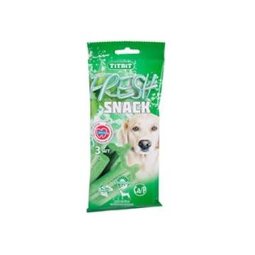 """Лакомство TiTBiT снеки """"Fresh"""" с мятой и хлорофиллом для собак средних пород"""