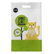 Кукурузный наполнитель Smart Cat для кошек