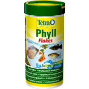 TetraPhyll корм для всех видов рыб растительные хлопья ...