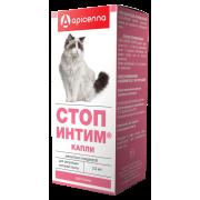 Apicenna: Стоп-Интим капли для кошек, 2.5мл