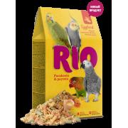 Корм RIO Яичный для средних и крупных попугаев, 250гр...