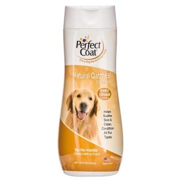 Шампунь 8in1 Perfect Coat овсяное масло для собак, 473мл