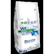 Сухой корм Monge VetSolution Dog Obesity для снижения избыточной массы тела у со...