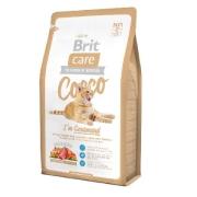 Сухой корм Brit Care Cat Cocco Gourmand беззерновой для кошек-гурманов...